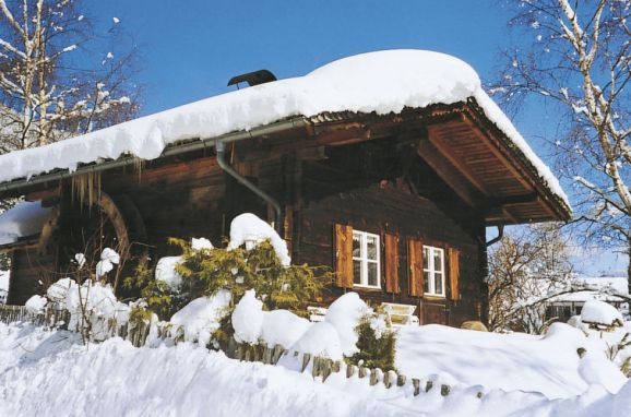 Outside Winter 14 - Main Image, Blockhütte Hüttl, Trins, Tirol, Tyrol, Austria