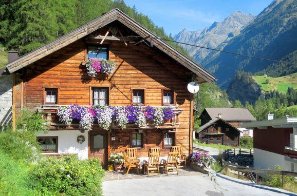 Outside Summer 1 - Main Image, Chalet Hannelore, Sölden, Ötztal, Tyrol, Austria