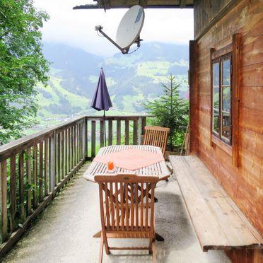 Außen Sommer 2, Jagdhütte Eberharter, Mayrhofen, Zillertal, Tirol, Österreich