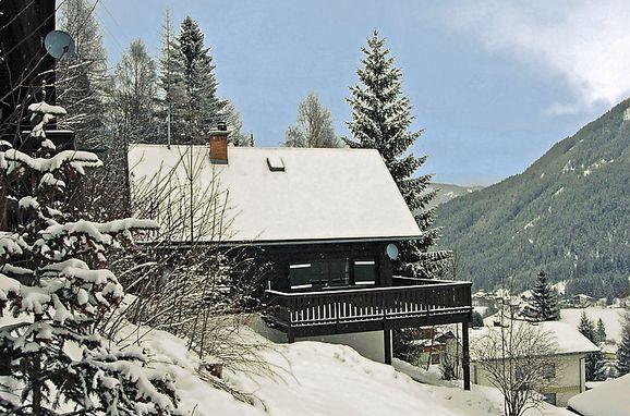 Außen Winter 19 - Hauptbild, Berghütte Neunhoeffer, Bad Kleinkirchheim, Kärnten, Kärnten, Österreich