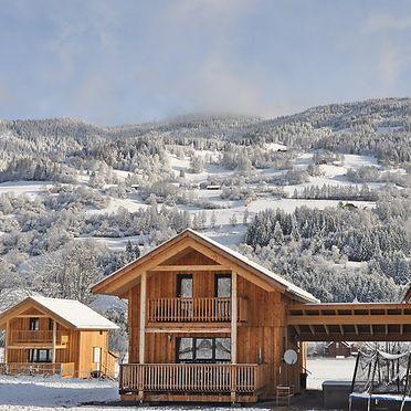 Außen Winter 27, Bergchalet Wellness, Sankt Georgen am Kreischberg, Murtal-Kreischberg, Steiermark, Österreich
