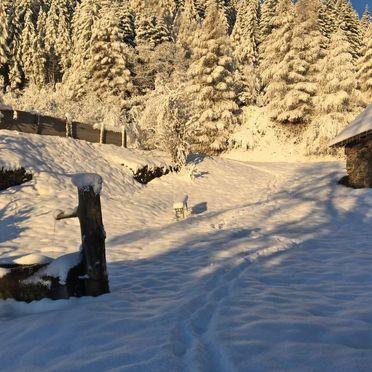 Innen Winter 20, Berghütte Kochhube, Hirschegg - Pack, Steiermark, Steiermark, Österreich