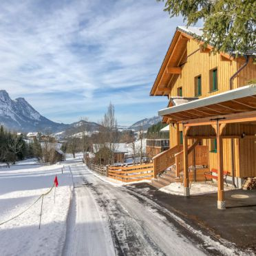 Outside Winter 19, Chalet Sommersberg, Bad Aussee, Salzkammergut, Salzburg, Austria
