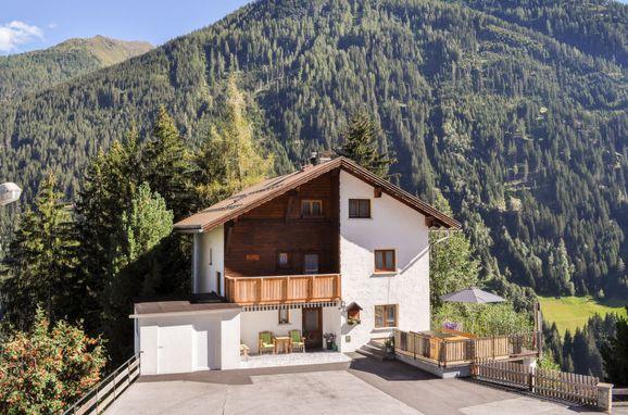 Außen Sommer 1 - Hauptbild, Chalet Schönblick, Kappl, Paznaun, Tirol, Österreich