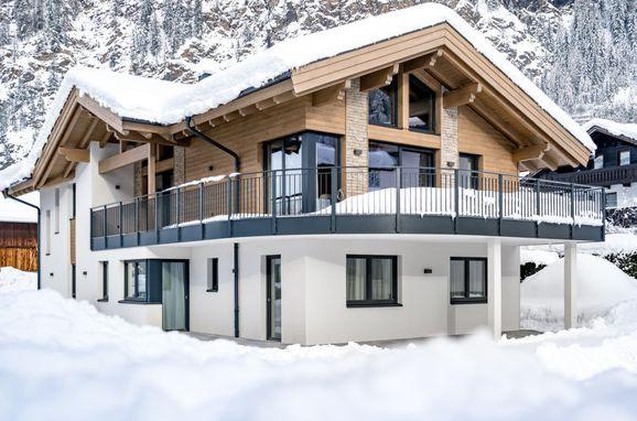 Außen Winter 59 - Hauptbild, Alpenchalet Tirol, Längenfeld, Ötztal, Tirol, Österreich