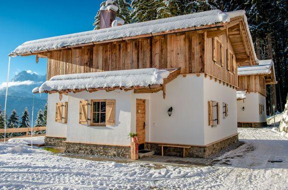 Außen Winter 38 - Hauptbild, Bergchalet Eulersberg, Werfenweng, Pongau, Salzburg, Österreich