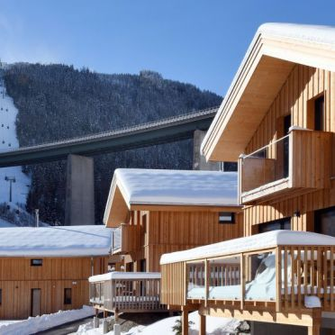 Außen Winter 11, Chalet Bergeralm, Steinach am Brenner, Tirol, Tirol, Österreich