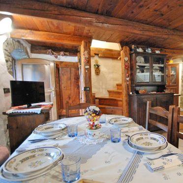 Innen Sommer 4, Maison Meynet, Sarre, Aostatal, Aostatal, Italien