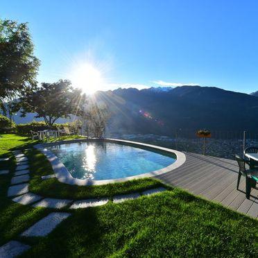 Außen Sommer 4, Rustico Vigna, Valtellina, Lombardei, Lombardei, Italien