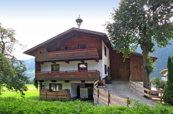 Außen Sommer 1 - Hauptbild, Chalet Burgstall im Zillertal, Mayrhofen, Zillertal, Tirol, Österreich