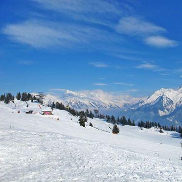 Innen Winter 21, Chalet Burgstall im Zillertal, Mayrhofen, Zillertal, Tirol, Österreich