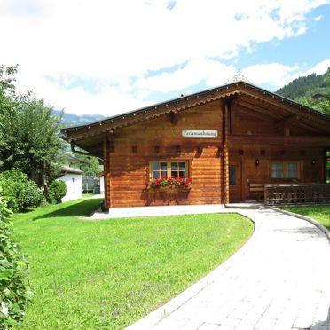 Außen Sommer 2, Blockhütte Heisenhaus, Mayrhofen, Zillertal, Tirol, Österreich