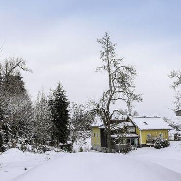 Außen Winter 26, Ferienhaus kleine Winten, Geinberg, Oberösterreich, Oberösterreich, Österreich