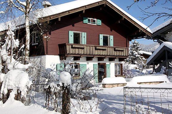 Außen Winter 24 - Hauptbild, Hütte Patricia, Kössen, Tirol, Tirol, Österreich