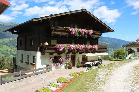 Außen Sommer 1 - Hauptbild, Bauernhaus Umbichl, Uttendorf, Pinzgau, Salzburg, Österreich