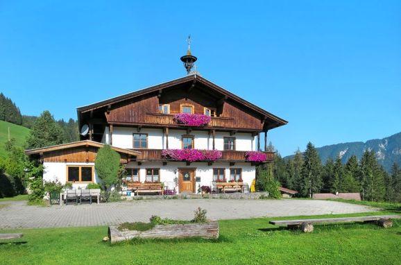 Außen Sommer 1 - Hauptbild, Bauernhaus Schwalbenhof, Wildschönau, Tirol, Tirol, Österreich