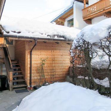 Außen Winter 10, Chalet Wegscheider im Zillertal, Mayrhofen, Zillertal, Tirol, Österreich