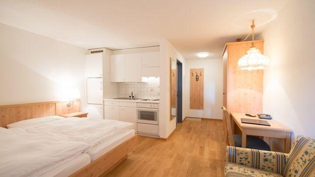 Einzimmer-Apartment